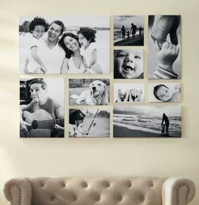 50 Stunning Photo Wall Gallery Ideas 54