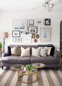 50 Stunning Photo Wall Gallery Ideas 57