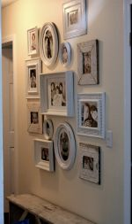 50 Stunning Photo Wall Gallery Ideas 8