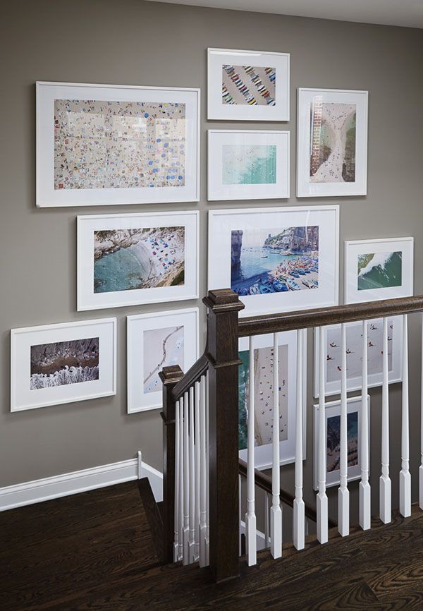 50 Stunning Photo Wall Gallery Ideas 9