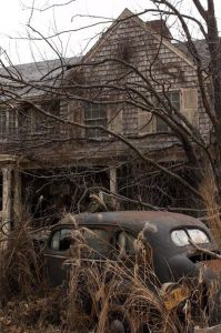 Abandoned Houses 27