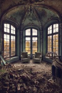 Abandoned Houses 7