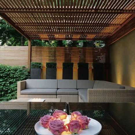 Awesome Modern Pergola Design Ideas11