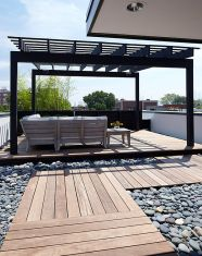 Awesome Modern Pergola Design Ideas13