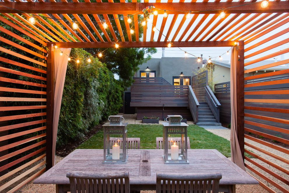 25 Awesome Modern Pergola Design Ideas - decoratoo