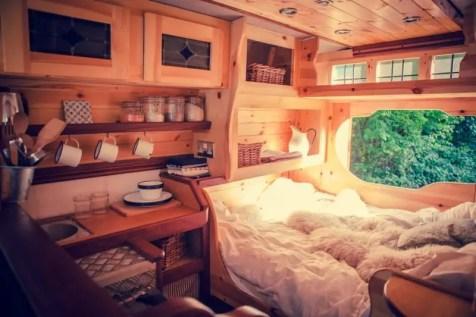 Badass DIY Camper Van Inspiration 1