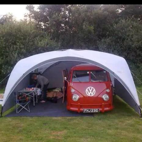 Badass DIY Camper Van Inspiration 14