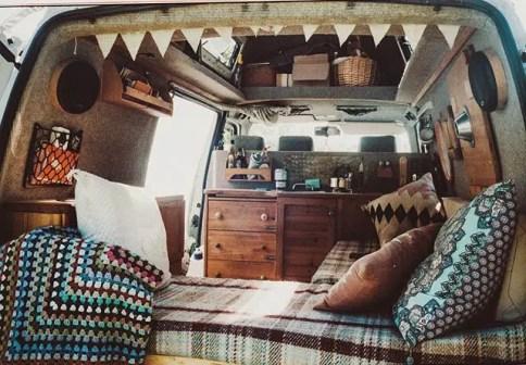 Badass DIY Camper Van Inspiration 15