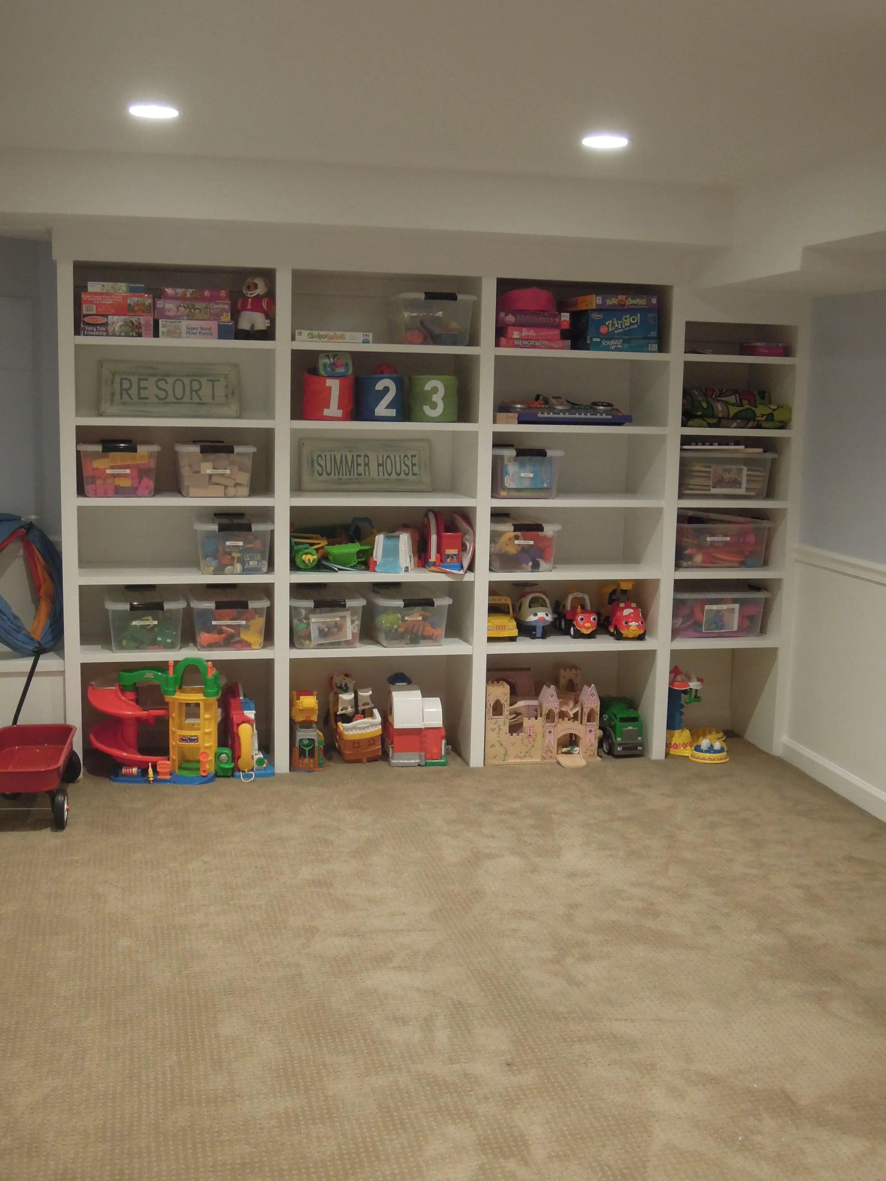 Basement Playroom Ideas 10