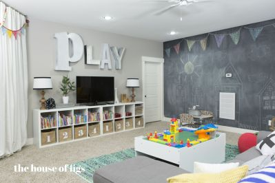 Basement Playroom Ideas 101