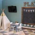 Basement Playroom Ideas 110