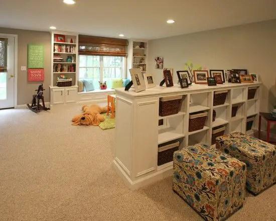 Basement Playroom Ideas 26