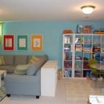 Basement Playroom Ideas 27