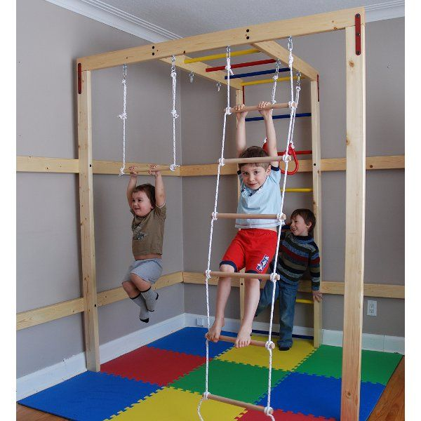 Basement Playroom Ideas 32