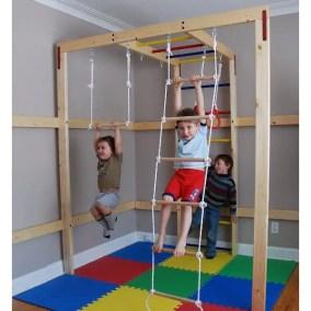 Basement Playroom Ideas 32