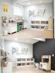 Basement Playroom Ideas 33