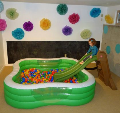 Basement Playroom Ideas 36