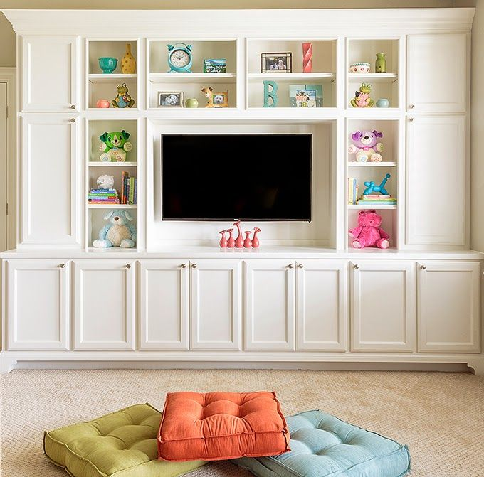 Basement Playroom Ideas 37