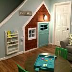 Basement Playroom Ideas 43