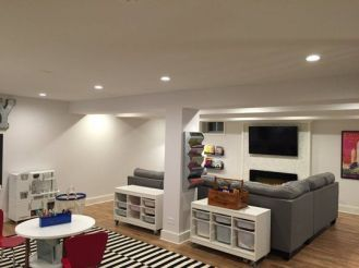 Basement Playroom Ideas 51