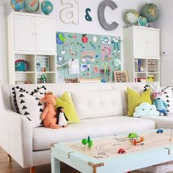 Basement Playroom Ideas 65