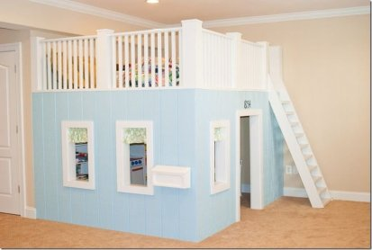 Basement Playroom Ideas 74