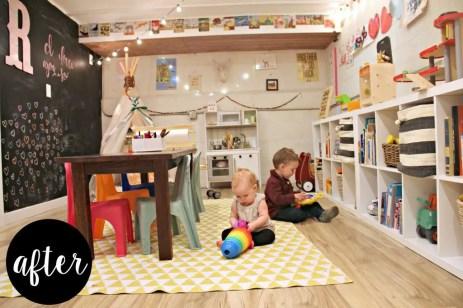 Basement Playroom Ideas 81