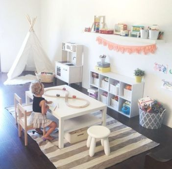 Basement Playroom Ideas 83