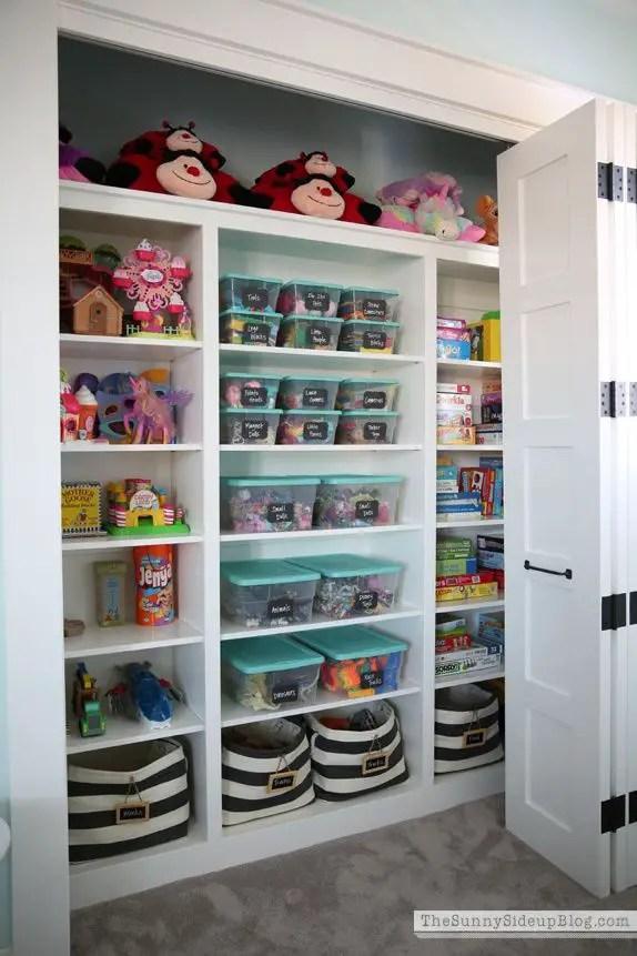 Basement Playroom Ideas 85
