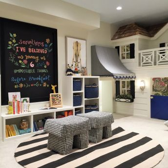 Basement Playroom Ideas 86