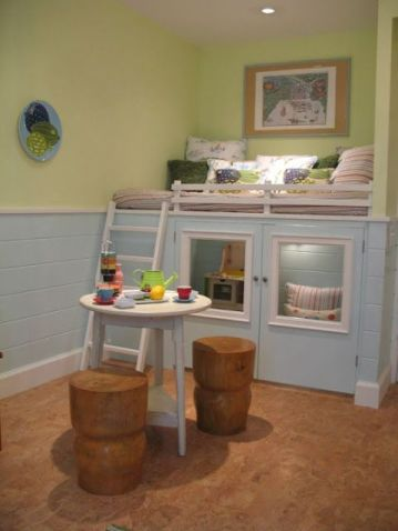 Basement Playroom Ideas 96