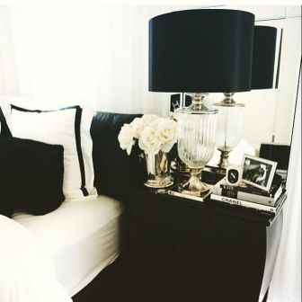 Black And White Decor 10