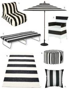 Black And White Decor 106