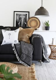 Black And White Decor 11