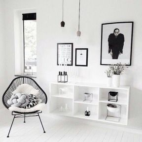 Black And White Decor 2