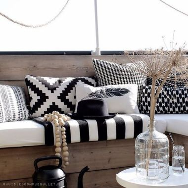 Black And White Decor 52