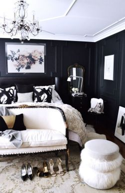 Black And White Decor 56