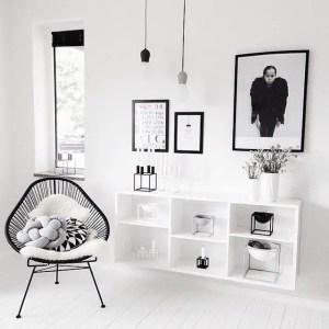 Black And White Decor 64
