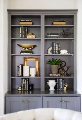 Bookshelf Styling Tips, Ideas, And Inspiration 14
