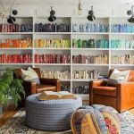 Bookshelf Styling Tips, Ideas, And Inspiration 19