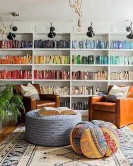 Bookshelf Styling Tips, Ideas, And Inspiration 19