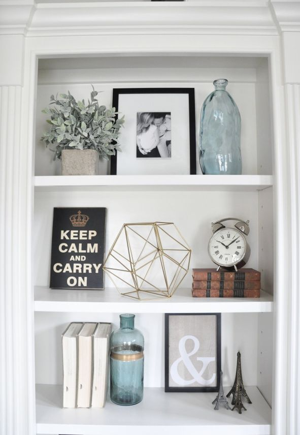 Bookshelf Styling Tips, Ideas, And Inspiration 2