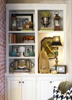Bookshelf Styling Tips, Ideas, And Inspiration 27