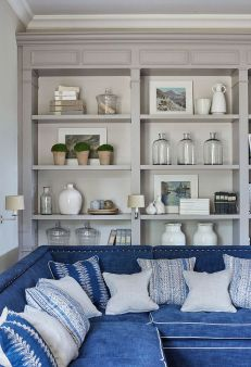 Bookshelf Styling Tips, Ideas, And Inspiration 33
