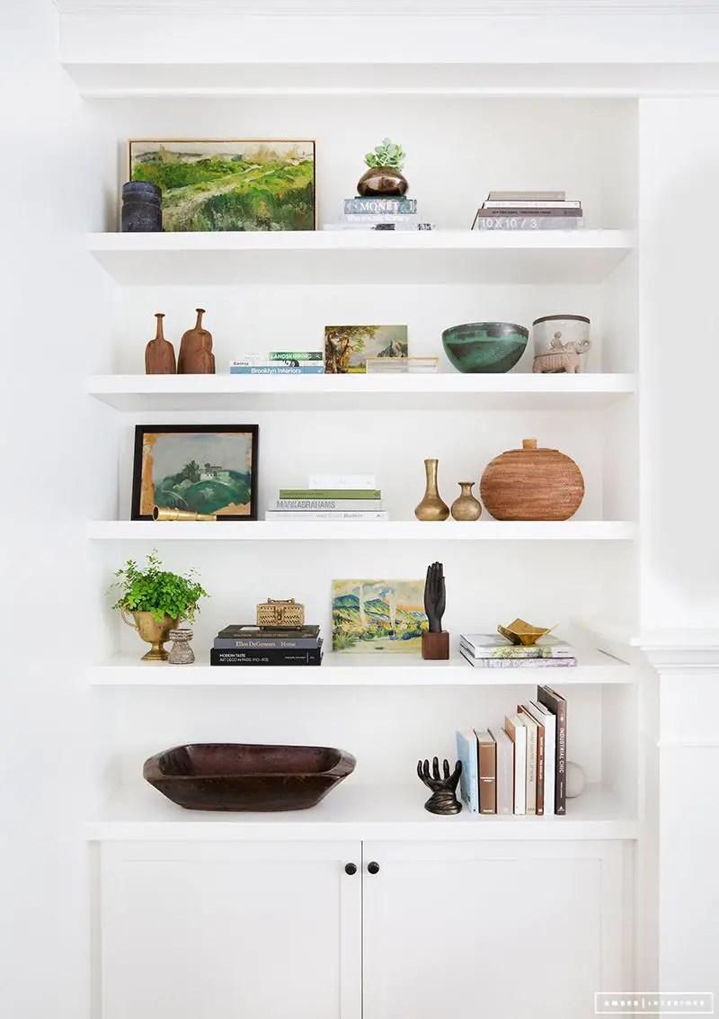 Bookshelf Styling Tips, Ideas, And Inspiration 35