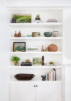 Bookshelf Styling Tips, Ideas, And Inspiration 35
