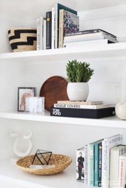 Bookshelf Styling Tips, Ideas, And Inspiration 37