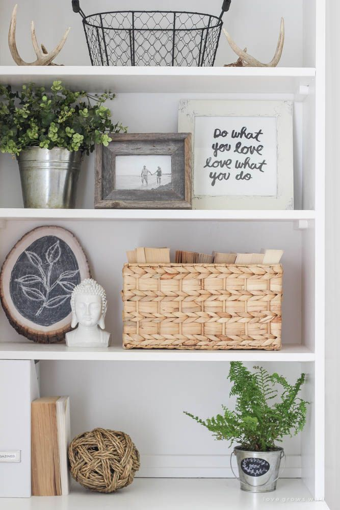 Bookshelf Styling Tips, Ideas, And Inspiration 39