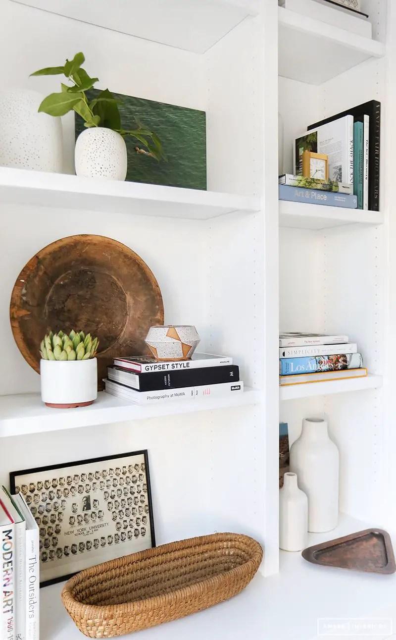 Bookshelf Styling Tips, Ideas, And Inspiration 5