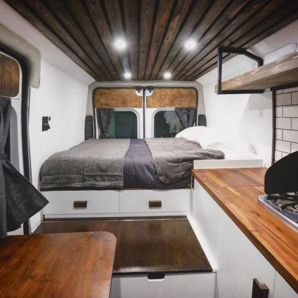 Camper Van Ideas 2